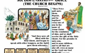 Dispensation of Grace