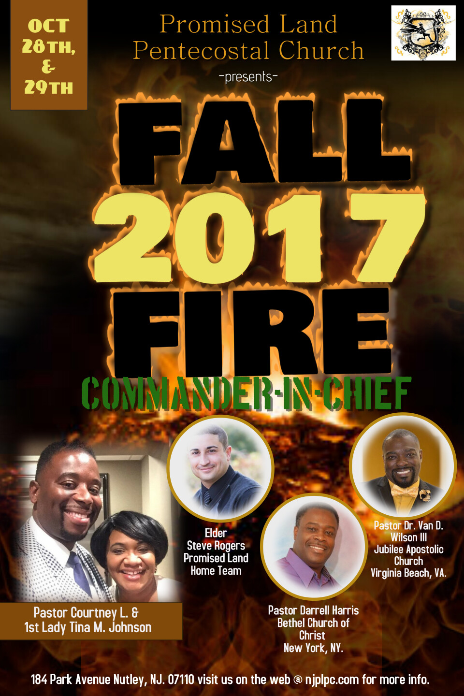 Fall Fire 2017
