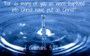 Is Baptism a Work?
