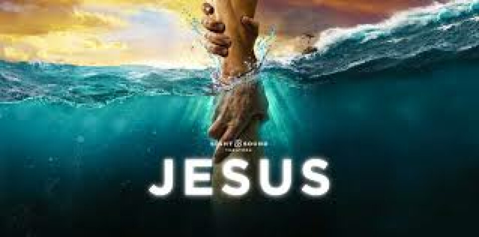 Sight & Sound:  Jesus