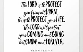 Protection through the Pestilence